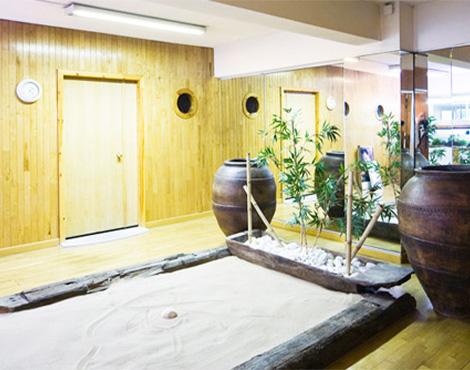 Jardin Zen - Llop Gris - Mountain Hotel