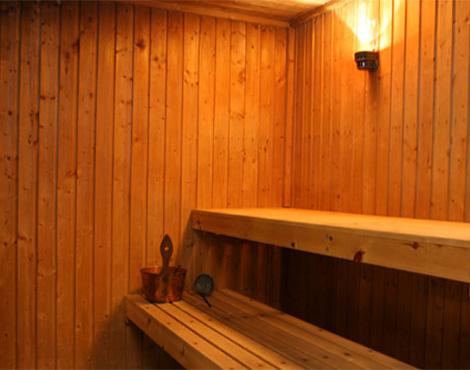 Sauna - Llop Gris - Mountain Hotel